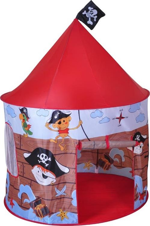 tente pop up ou cabane pirate chez les enfants. Black Bedroom Furniture Sets. Home Design Ideas