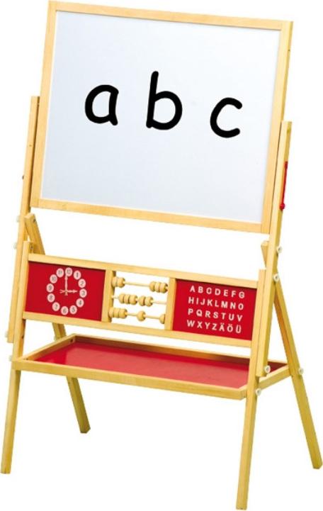 tableau multifonctions en bois chez les enfants. Black Bedroom Furniture Sets. Home Design Ideas