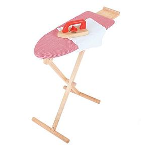 jouets de m nage lavage et repassage en bois pour enfants. Black Bedroom Furniture Sets. Home Design Ideas