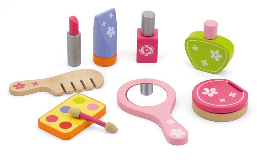 mallette de maquillage factice chez les enfants. Black Bedroom Furniture Sets. Home Design Ideas