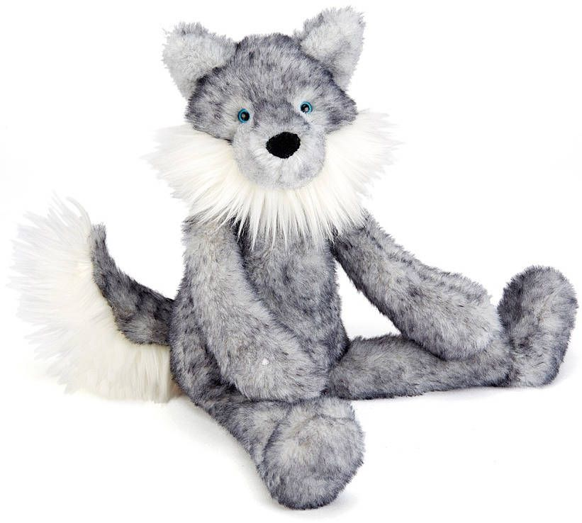 Peluche loup Scampi